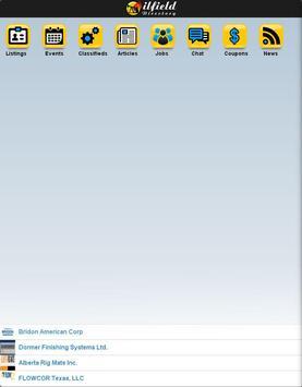 Oilfield Directory screenshot 12