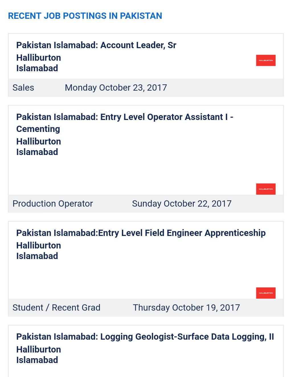 Oil and Gas Jobs Pakistan for Android - APK Download