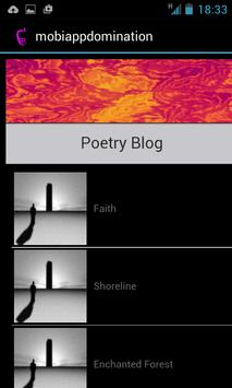 The Poet Photographer apk screenshot