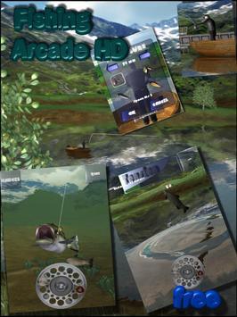 Fishing Arcade HD Free screenshot 7