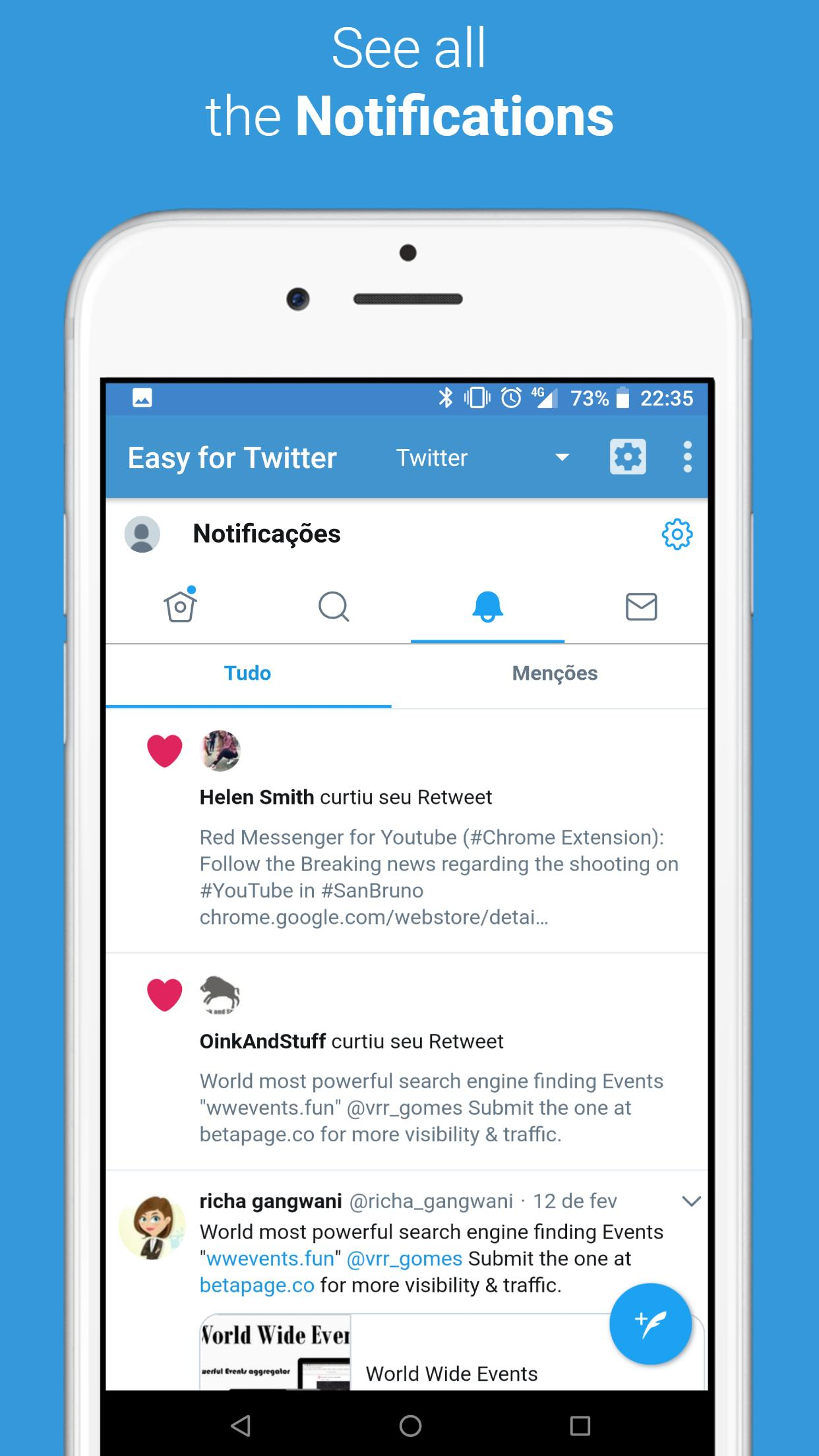 Easy for Twitter for Android - APK Download