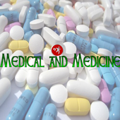 Medical and Medicine أيقونة