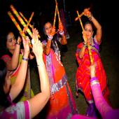 Folk Dandiya Navratri Videos icon