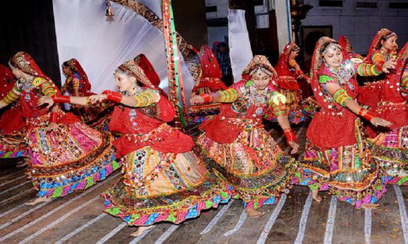 Folk Dandiya Navratri Videos apk screenshot