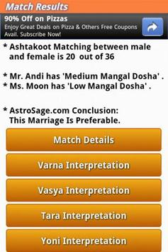 Kundli matchmaking hindi free in online