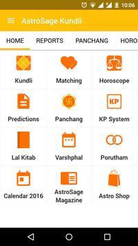 AstroSage Kundli : Astrology poster