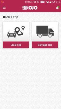 OJO Cabs -Bike, Car, Auto, Taxi , Carriage Booking screenshot 2
