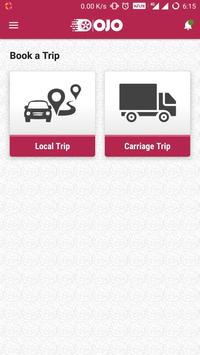 OJO Cabs -Bike, Car, Auto, Taxi , Carriage Booking screenshot 7