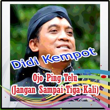 Lagu Terbaru Ojo Ping Telu Jangan Sampai Tiga Kali poster