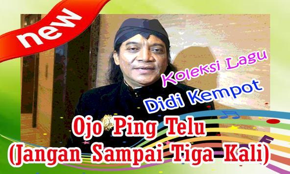 Lagu Terbaru Ojo Ping Telu Jangan Sampai Tiga Kali screenshot 2