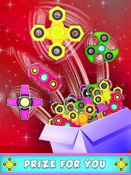 Prize Claw Machine Fidget Spinner screenshot 10