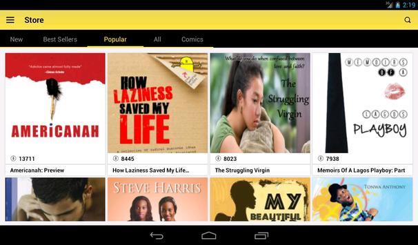 OkadaBooks screenshot 14