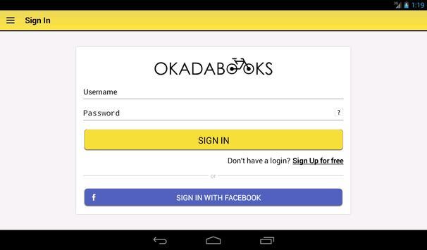 OkadaBooks screenshot 15