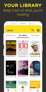 OkadaBooks 📖 Free Reading App apk screenshot