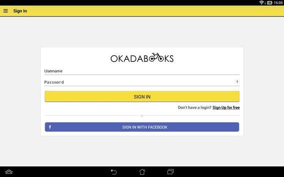 OkadaBooks screenshot 8