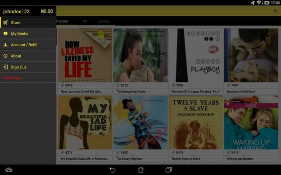 OkadaBooks screenshot 9