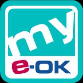 My.e-OK icon