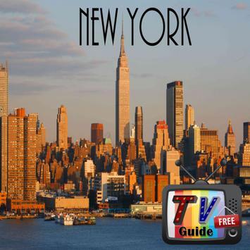 TV New York Guide Free screenshot 1
