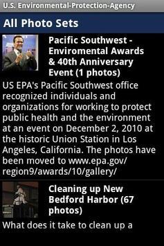 U.S. EPA's Photostream apk screenshot