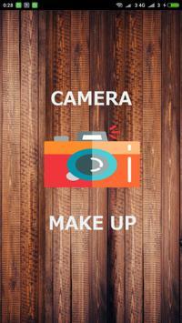 Beauty Selfie Camera MakeUp poster