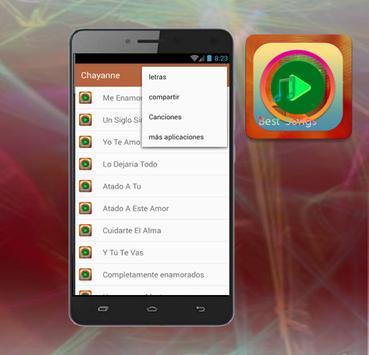 Chayanne+Me Enamoré De Ti screenshot 1