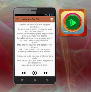 Joan Sebastian Letra+Eso y Más screenshot 1