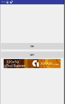 Flasher apk screenshot