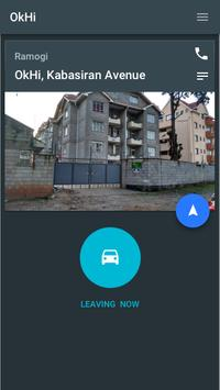 OkDriver apk screenshot