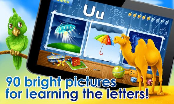 ABCD for kids - ABC Learning games for toddlers 👶 poster