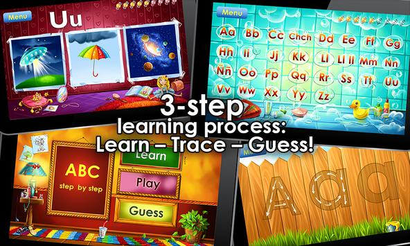 ABCD for Kids: Learn Alphabet and ABC for Toddlers apk screenshot