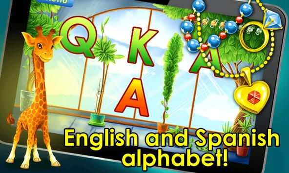 ABCD for kids - ABC Learning games for toddlers 👶 apk screenshot