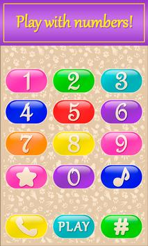 Baby Phone with Music, Animals for Toddlers, Kids screenshot 4