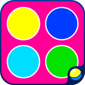 Learn Colors for Toddlers - Kids Educational Game icon
