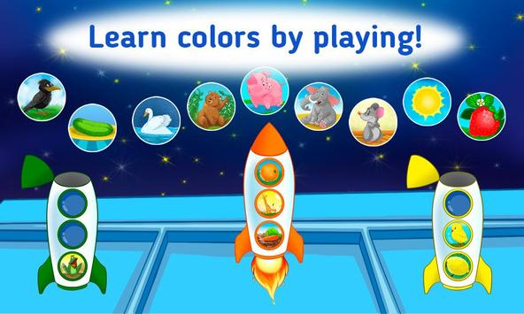 Learn Colors for Toddlers - Kids Educational Game apk screenshot