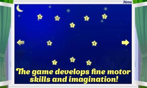 Connect the Dots for Toddlers - Educational Game apk screenshot