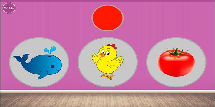 Shape Colors Kids screenshot 2