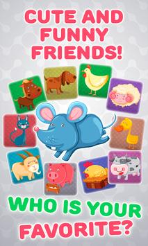 Baby Phone for Kids - Learning Numbers and Animals apk screenshot
