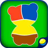 Puzzles for Toddlers: Kids Learn Animals, Numbers icon