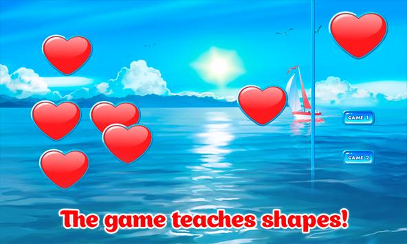 Shapes for Children - Learning Game for Toddlers apk screenshot