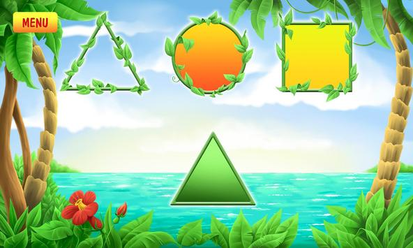 Learn Shapes for Kids, Toddlers - Educational Game apk screenshot