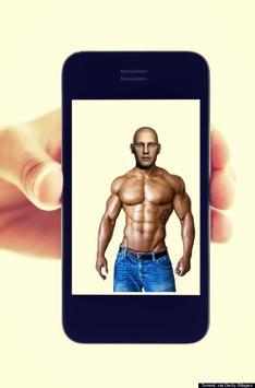 Make me Muscle (GYM Editor) apk screenshot