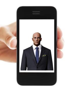 Man Suit Photo Editor apk screenshot