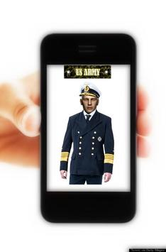 Military Suit Photo Montage apk screenshot