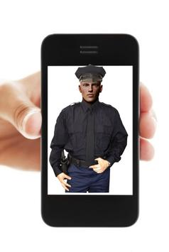 Police Suit Photo Montage apk screenshot
