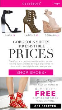 Shoedazzle screenshot 2