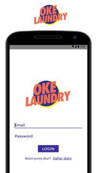 OKE Laundry : One Day Service apk screenshot