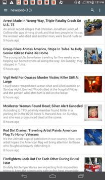 Oklahoma News screenshot 4