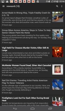 Oklahoma News screenshot 8