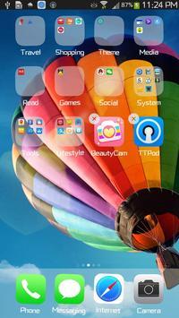 Mobo Launcher apk screenshot