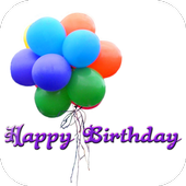 Free Birthday Card Maker icon